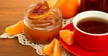los beneficios de la cáscara de mandarina
