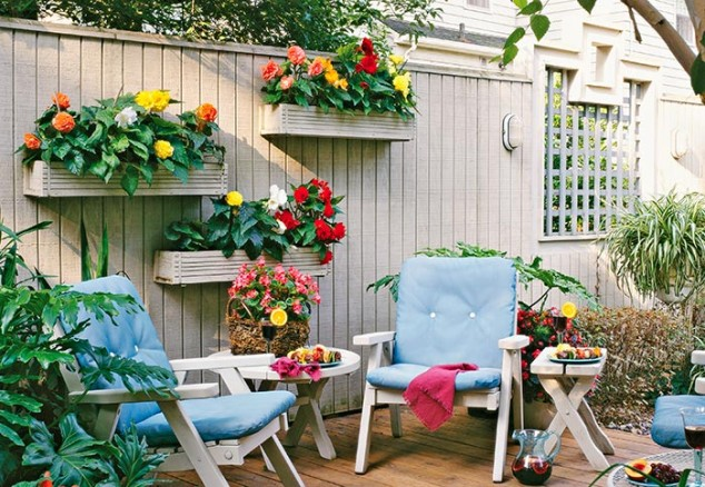 10 dise os de patios modernos para compartir en familia for Ver patios decorados