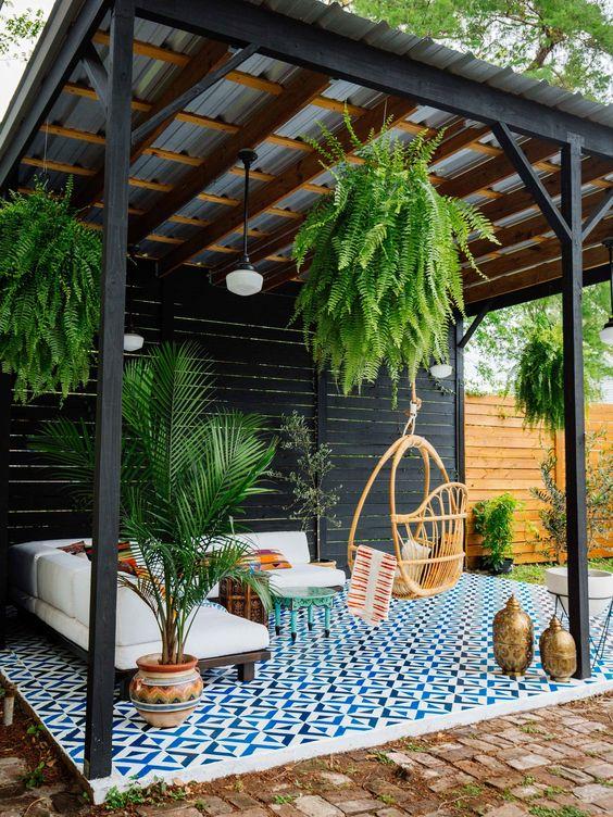 ideas para el patio