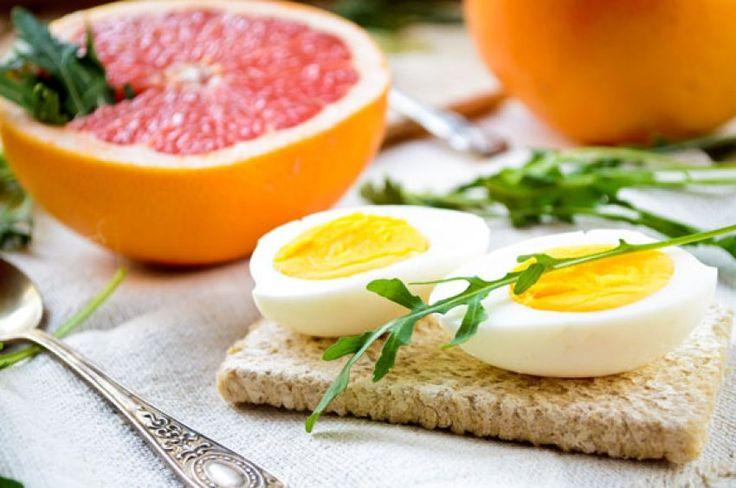 la dieta del huevo con toronja