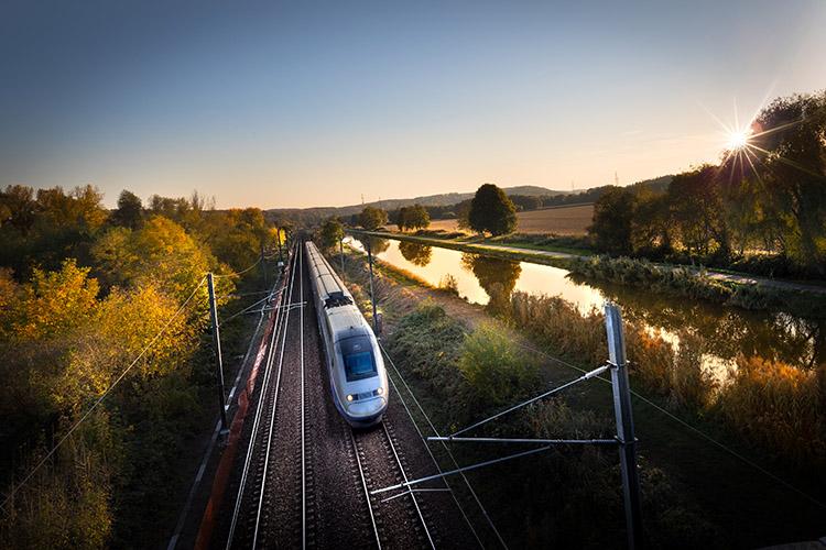 recorriendo Europa en tren