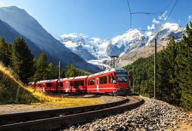 ¡Anímate! Recorre Europa en tren y conoce lugares asombrosos