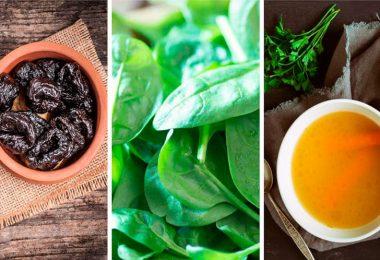 estos alimentos te ayudarána aconseguir huesos más fuertes