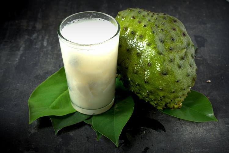 curar problemas de hígado con guanábana