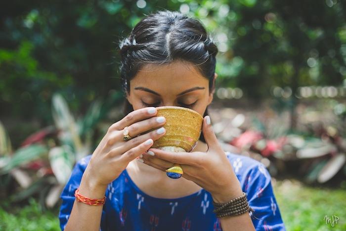 poderes curativos espirituales del té