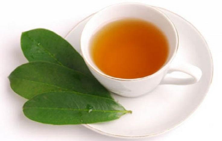 té de hojas de guanábana