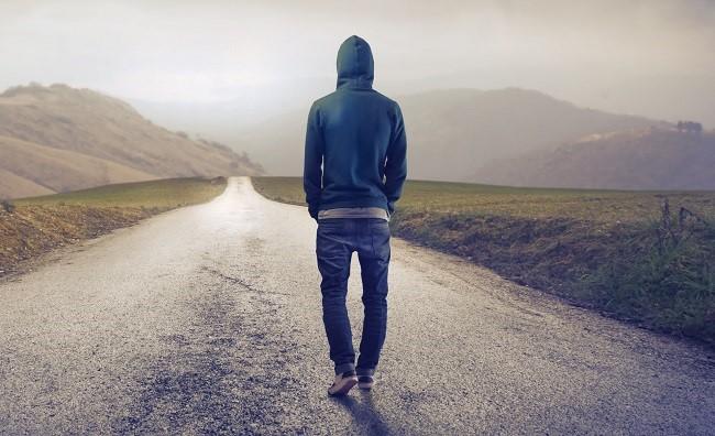 disfrutar estar solos