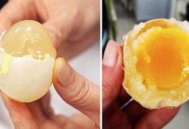 huevos falsos en china