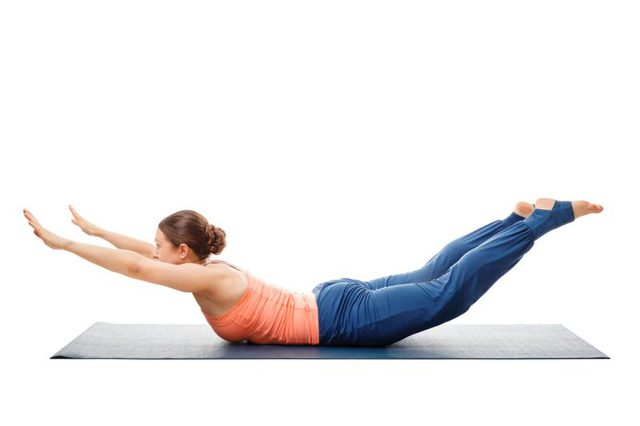 una postura de yoga perjudicial si se sufren dolores en la espalda