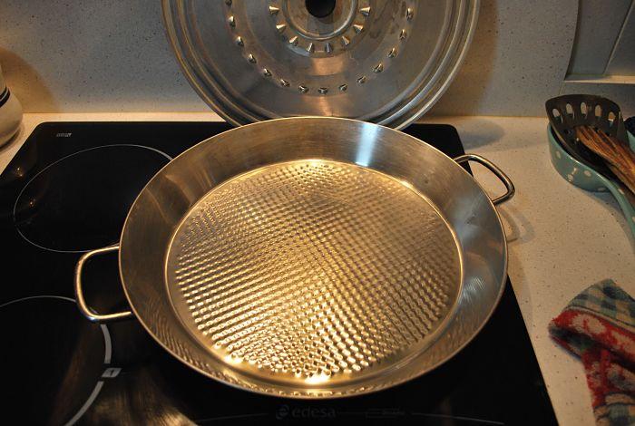 sartenes para el horno de aluminio
