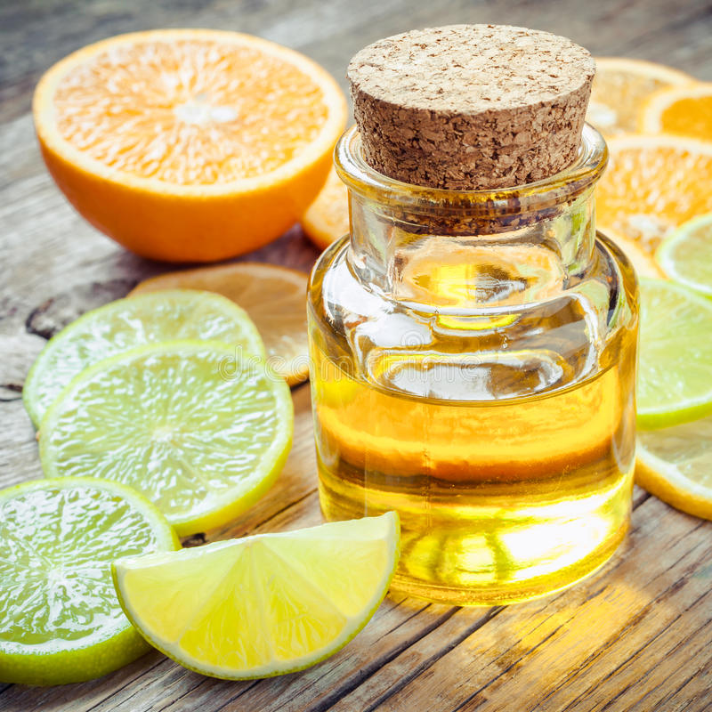 guía para bajar de peso con aceites cítricos