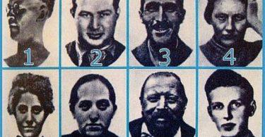 Los retratos del test de Szondi
