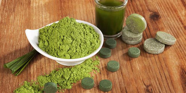 alga espirulina para fortalecer el sistema inmune