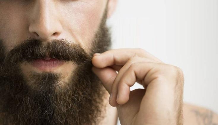 crecer la barba