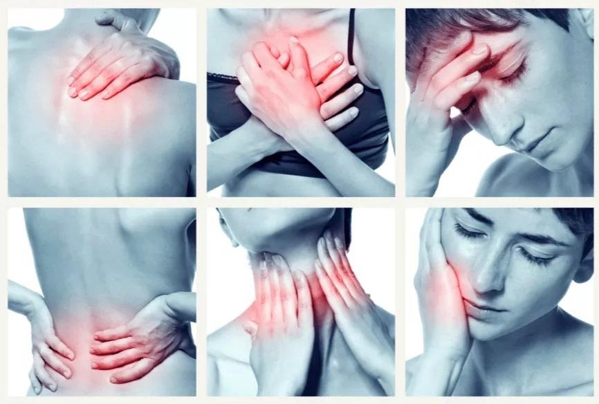 dolores de fibromialgia