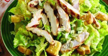 recetas para preparar ensaladas para cada día de la semana