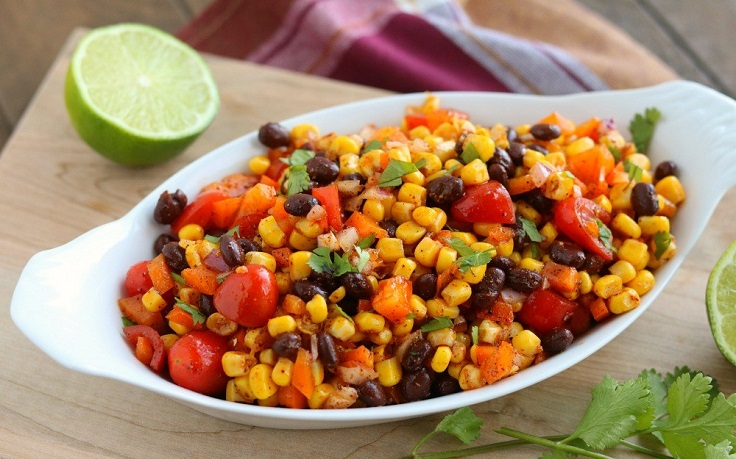 ensalada mexicana