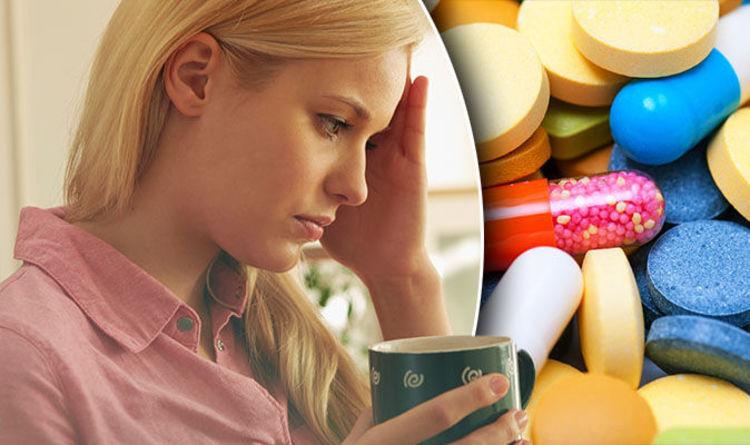 severos dolores de cabeza ligado a deficiencias