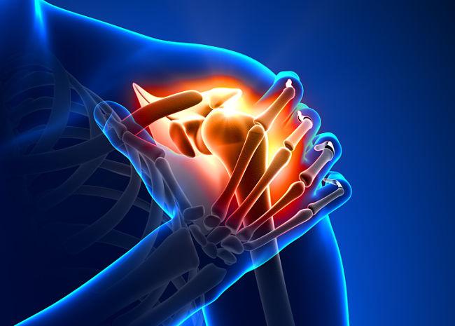 dolor en el hombro por mal funcionamiento del corazón