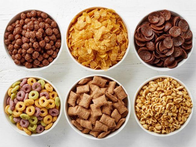 cereales que parecen saludables pero están llenos de azúcar