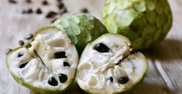 aprende cómo consumir chirimoya