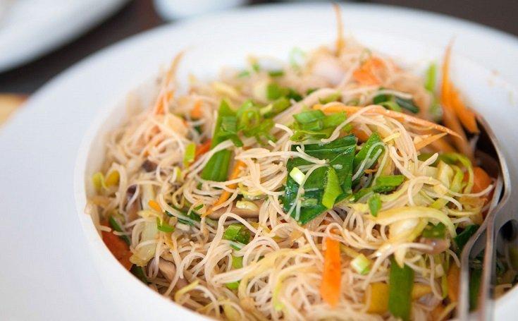 dieta alcalina con arroz