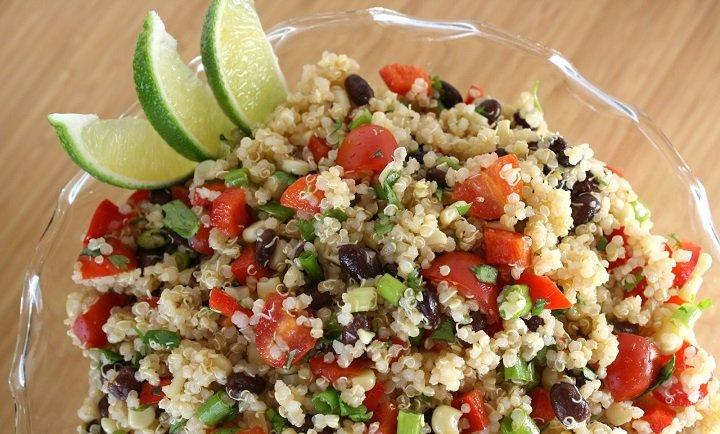 dieta alcalina quinoa a la mexicana