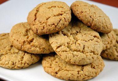 galletas hechas con avena