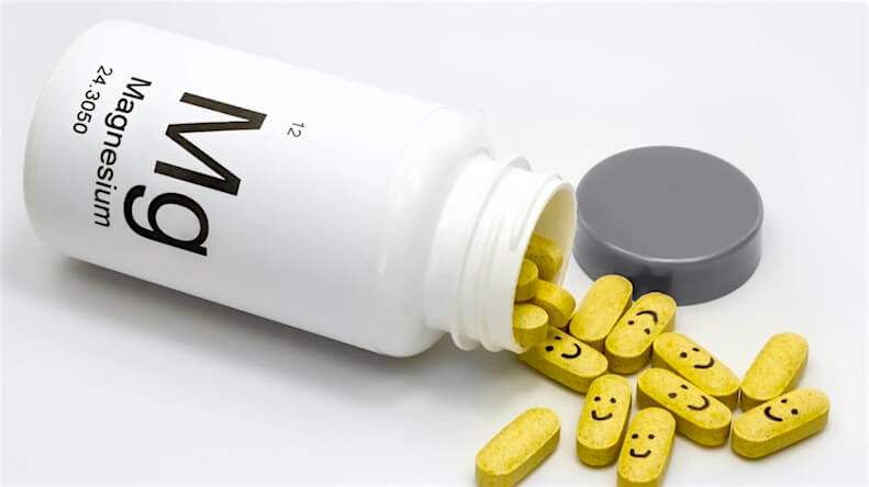 tratar la depresión con magnesio