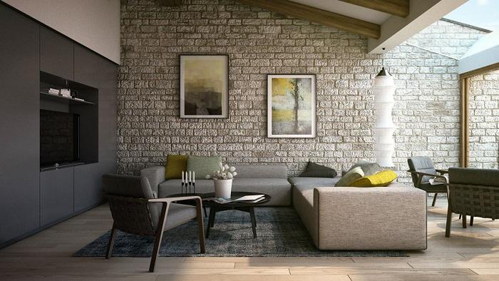 aumentar el valor de tu casa con piedra