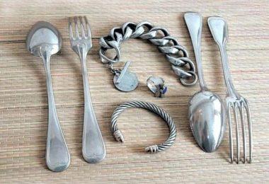 Trucos efectivos para limpiar la plata