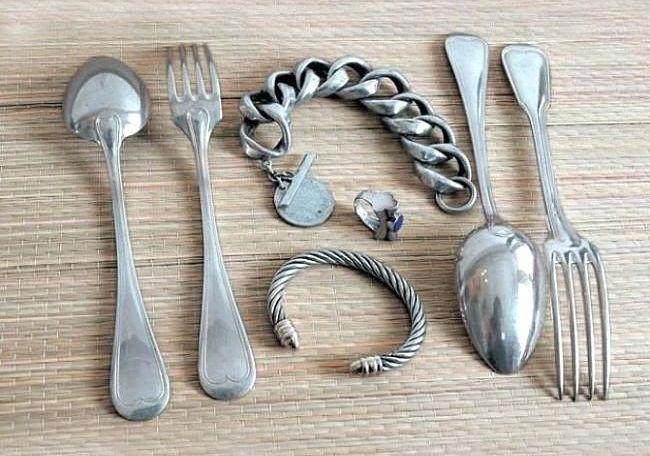 Trucos efectivos para limpiar la plata y devolverle el brillo a tus accesorios y utensilios