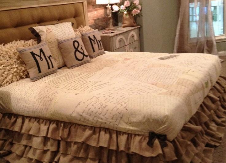 decorar tu casa con cama de holanes