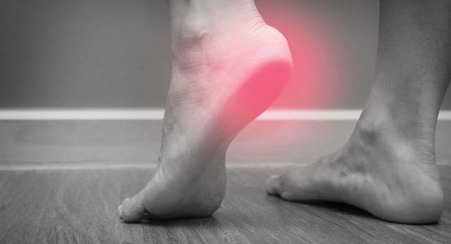 Las causas del dolor de talón