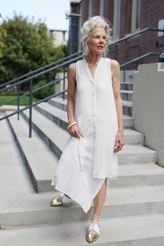 mujeres maduras fashionist
