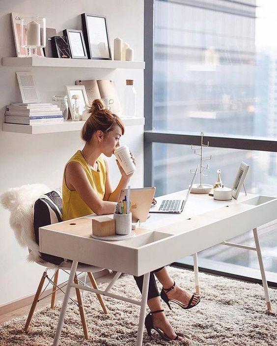 La importancia del mobiliario en la decoración de una oficina pequeña