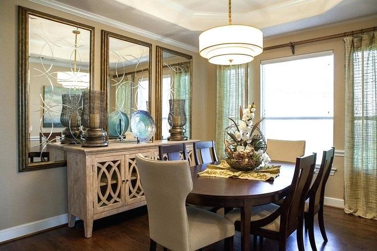 un hogar más iluminado con espejos