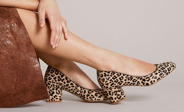 vestir con estilo en zapatos