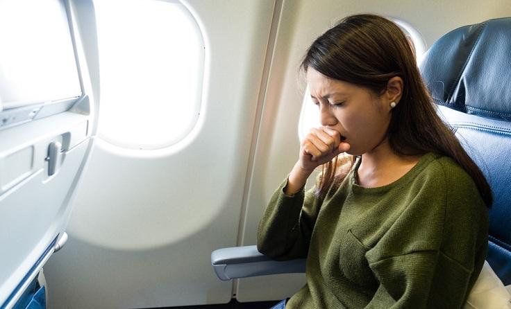 vuelo comercial