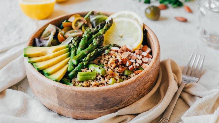 Alimentos ricos en fibra indicados en la dieta para el hígado graso