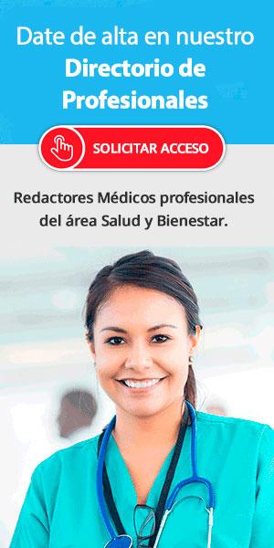 Directorio de profesionales medicos