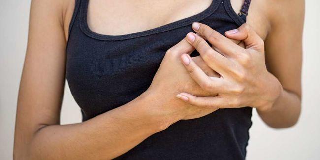 Conoce las causas del dolor de mamas y dolor en los pezones