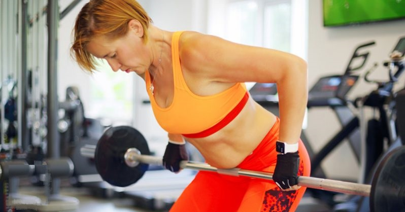 hacer ejercicio en la mediana edad
