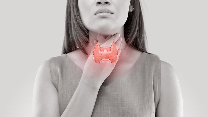 problemas de tiroides causado por la intolerancia al gluten