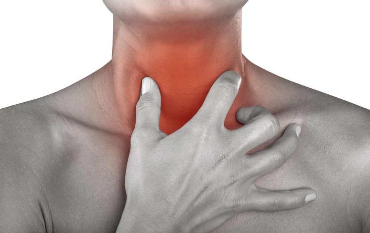 problemas en la tiroides
