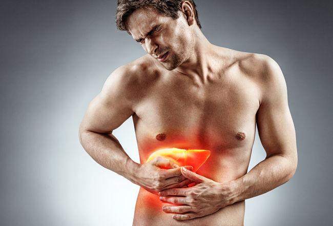 Síntomas de un hígado inflamado