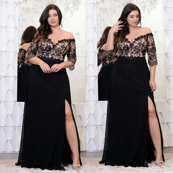 luce elegante y más delgada con este vestido