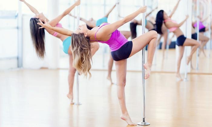 baile de pole dance