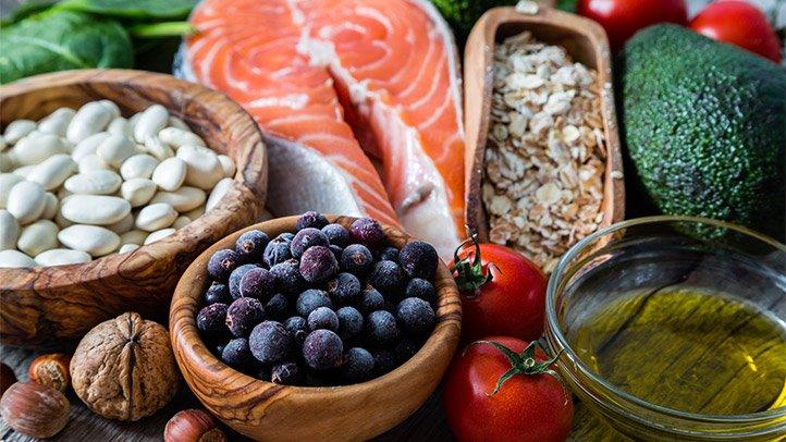dieta antiedad y sus alimentos