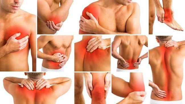 cómo tratar el dolor generalizado en todo el cuerpo